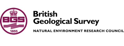 British Geological Survey survey logo