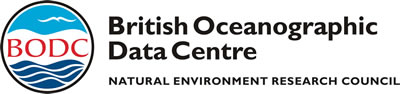 British Oceanography Data Centre logo