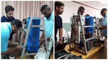 Belizean scientists being trained to use new sensor platforms