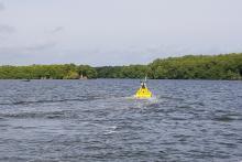 C-Worker 4 surveying off the Belizean coast