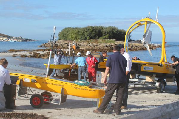 AutoNaut, Waveglider and C-Enduro ready for launch