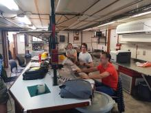 End of a second successful MerMEED cruise on the R/V Walton Smith (2017)