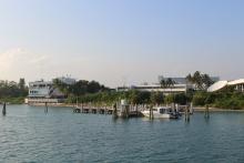 Univ of Miami waterfront campus (MerMEED 2016)
