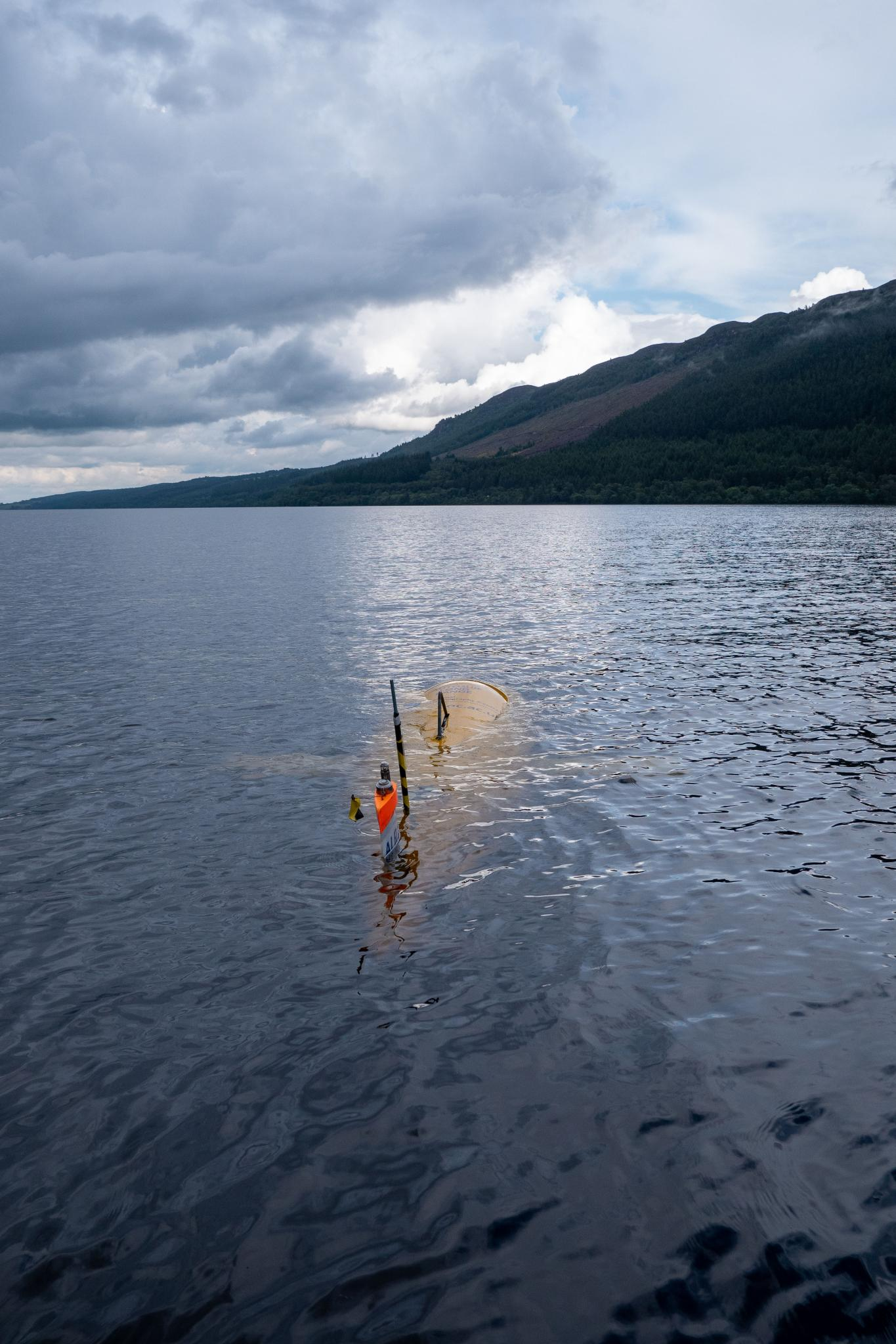 ALR6 undergoes commissioning trials at Loch Ness