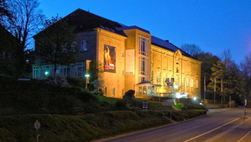 Kiel Kunsthalle (By VollwertBIT (Own work) [CC BY-SA 2.5 (http://creativecommons.org/licenses/by-sa/2.5)], via Wikimedia Commons